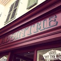 Absinthe Shop, Boveresse | Dealer ROCKET Longboards