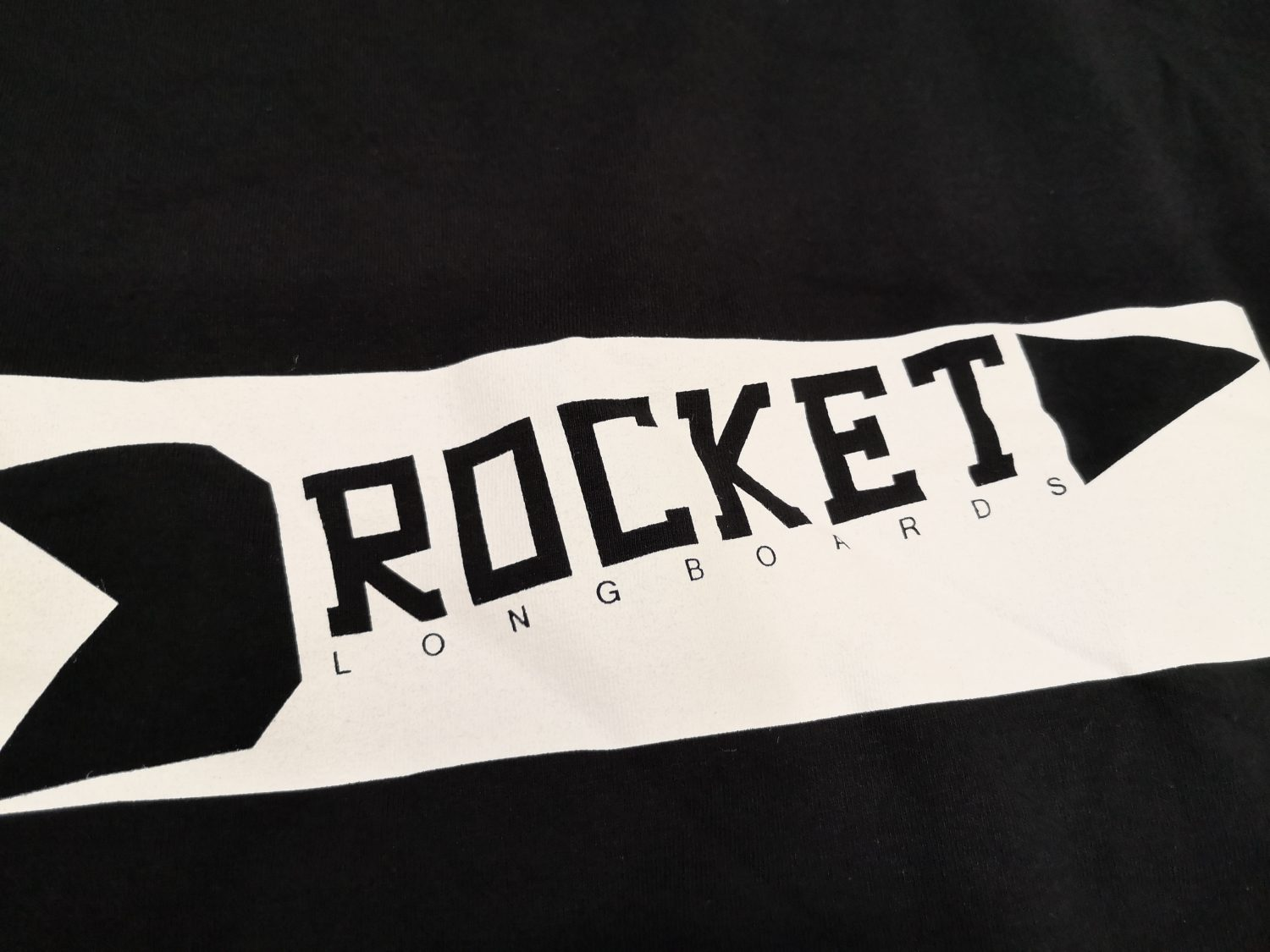 Logo t-shirt detail